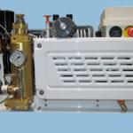 350 air cooled 2016 compressor